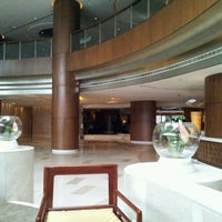 Photo taken at Millennium Hongqiao Hotel Shanghai by Desmond F. on 6/3/2012
