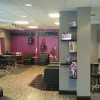 Photo taken at Blink27 Salon & Spa by Erica L. on 9/19/2011