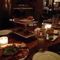 Photo taken at Joya Restaurant & Lounge by Jason V. on 7/29/2012