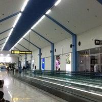 Photo taken at Bandaranaike Int'l Airport (CMB) by Daniya G. on 1/16/2012