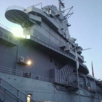 Photo taken at Patriots Point Naval & Maritime Museum by Eugene M. on 1/15/2011