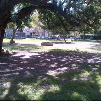 Photo taken at Poinsettia Park Dog Area by LA-Kevin on 3/7/2012