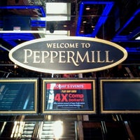 Photo taken at Peppermill Resort Spa Casino by Miss Courtney G. on 6/20/2012