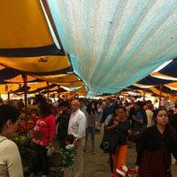 Photo taken at Feria Marga Marga by Sebastian M. on 3/10/2012