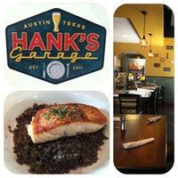 Photo taken at Hank's Garage by Seth C. on 8/7/2011