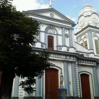 Photo taken at Iglesia San Jose by Verónica A. on 1/14/2012