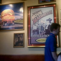 Photo taken at Red Robin Gourmet Burgers by Danielle V. on 10/17/2011