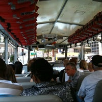 Photo taken at Boston Duck Tour (Prudential Center) by A K. on 8/19/2011
