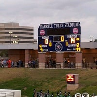 Photo taken at Tully Stadium by ROBERTA D. on 12/3/2011