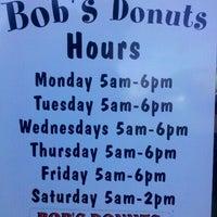 Photo taken at Bob's Donuts by Thomas P. on 2/26/2011