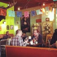 Photo taken at Golden West Cafe by Meg E. on 11/26/2011