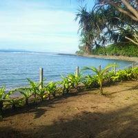 Photo taken at Pantai Senggigi by Satwika P. on 2/5/2012