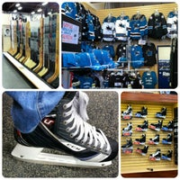 Photo taken at Hockey-X Superstore by Dio V. on 4/20/2012