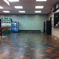 Photo taken at Metro North - Greenwich Station by Regi B. on 10/8/2011