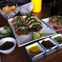 Photo taken at Tacolicious by Justin C. on 7/15/2011