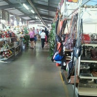 Photo taken at Mesa Market Place Swap Meet by Katie S. on 1/1/2012