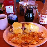 Photo taken at Millbrae Pancake House by Jon F. on 7/30/2011