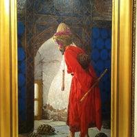 7/2/2011 tarihinde Vecni Cem O.ziyaretçi tarafından Pera Müzesi'de çekilen fotoğraf