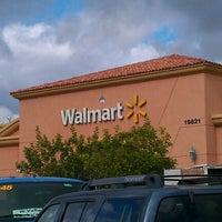 Photo taken at Walmart Supercenter by Unni P. on 11/6/2011