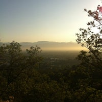 Photo taken at Fryman Canyon by Tyler S. on 8/7/2012