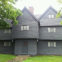 Photo taken at Witch House by Jody H. on 6/13/2012