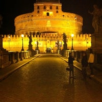 Photo taken at Castel Sant'Angelo by Giampaolo M. on 5/20/2011