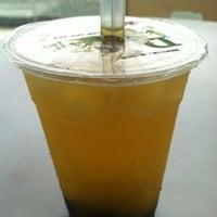 Photo taken at O-CHA Tea Bar by Mathew S. on 6/12/2012