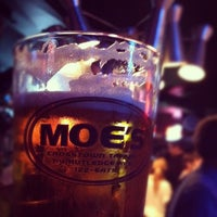 Photo taken at Moe's Crosstown Tavern by crystal f. on 11/10/2011