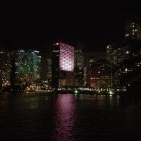 Photo taken at Azul at Mandarin Oriental, Miami by Ekaterina B. on 12/16/2011