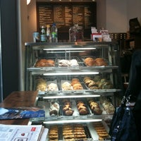 Photo taken at Crema Coffee by laurie D. on 4/11/2012