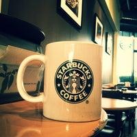 Photo taken at Starbucks by Abdulrahman on 2/18/2012