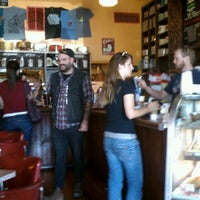 Photo taken at Longbranch Cafe and Bakery by Christopher K. on 8/19/2012