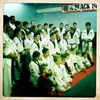 Photo taken at U.S. Tae Kwon Do College by Jeff M. on 7/16/2011