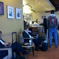 Photo taken at Starbucks by Anthony P. on 3/1/2012