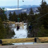 Photo taken at Gunstock Mountain Resort by Brian U. on 3/4/2012