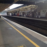 Photo taken at Exeter St Davids Railway Station (EXD) by Jack P. on 5/25/2012