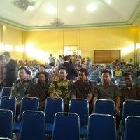 Photo taken at Dinas kesehatan Kota Tangerang by Ryan A. on 1/28/2012