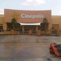 Photo taken at Cinépolis by Juan V. on 7/21/2012