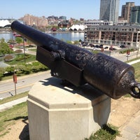 Photo taken at Federal Hill Park by Corner T. on 4/13/2012
