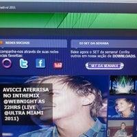 Photo taken at WEBNIGHT RADIO - Estudio 2 by WEBNIGHT RADIO on 12/11/2011