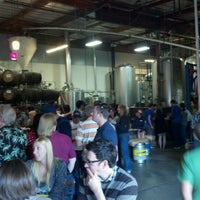Photo taken at Port Brewing Co / The Lost Abbey by Brian W. on 12/3/2011
