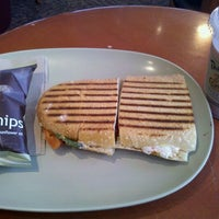 Photo taken at Panera Bread by Tommy N. on 11/9/2011