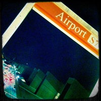 Photo taken at MARTA - Airport Station by Chris H. on 8/28/2011