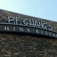 Photo taken at P.F. Chang's by Crystal L. on 8/8/2012