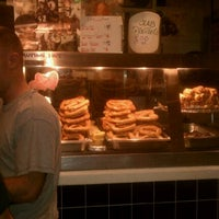 Photo taken at Canton Pretzel Store by Courtney B. on 8/27/2011