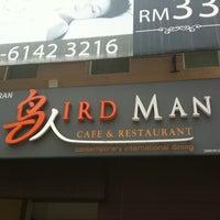 Photo taken at Birdman Cafe & Restaurant by kazel n. on 10/26/2011