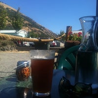 Photo taken at Solstice Wood Fire Cafe by Jim O. on 8/19/2011