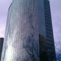 Photo taken at Microsoft/Bing HQ City Center Plaza by Juan V. on 2/2/2012