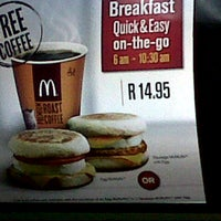 Photo taken at McDonald's by Teruaki S. on 9/11/2012