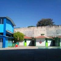 Photo taken at Instituto Pedagógico Margarita Aguilar Díaz. A.C. by Luigui R. on 1/19/2012